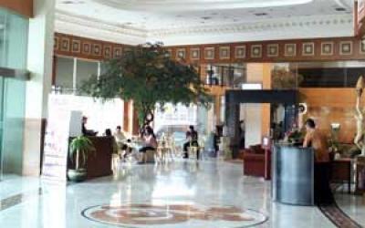 ATM Center and Cafe